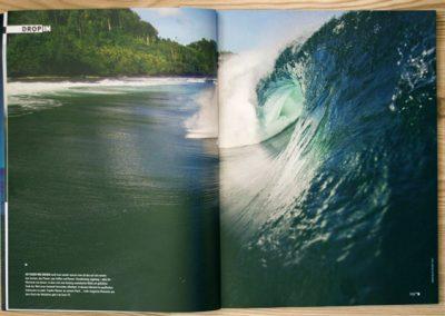 Openin spread - Tide Magazine