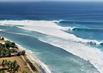 Swell of the year at Bangko Bangko - Indonesia 2015